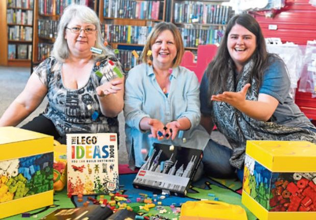 New LEGO club launched at Aberdeen library